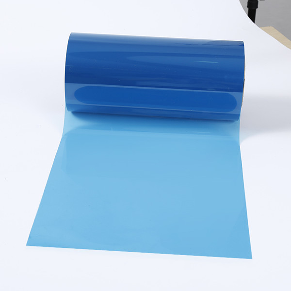 Blue Anti Static PET Protective Film For Display Screen